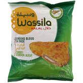 Wassila Cordons Bleus De Dinde - Halal - 4
