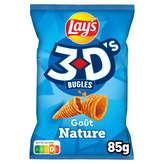 Bénénuts BENENUTS 3D's Bugles - Biscuits apéritifs - Nature - 85g