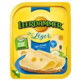 Leerdammer Ligne - Fromage En Tranche - 17%mg - 200g