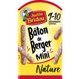 Justin Bridou Bâton De Berger - Mini - Saucisson - Nature - 100g