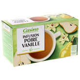 Infusion - Poire vanille