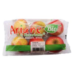 Pommes Ariane - Cat. 1 - Cal. 105/125 - Biologique