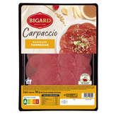 Bigard BIGARD Carpaccio Parmesan - 190g