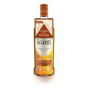 Rum Cask - Whisky - Alcool 40% vol.