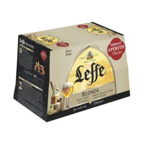 Bière blonde 6,6% vol. 15x25cl