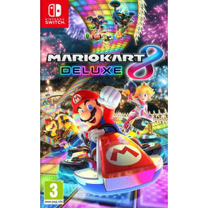 Jeu SWITCH Mario Kart 8 Deluxe