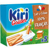 Kiri KIRI Fromage fondu et gressin x5 - Gouter enfant - 175g
