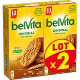 LU Belvita Brut De Cereale - 2x400g