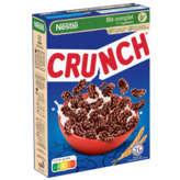 Nestlé NESTLE Crunch - Céréales au chocolat - 450g