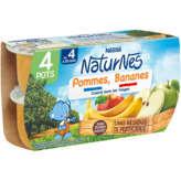 Nestlé Nestle Naturnes - Bol - Pommes Bananes - Dès 4-6 Mois - 4