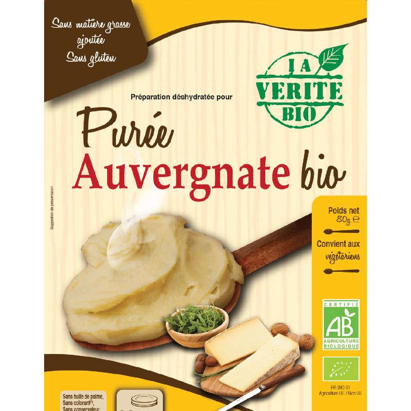 LA VERITE BIO Purée Auvergnate - Pour 2/3 personnes - Produi...