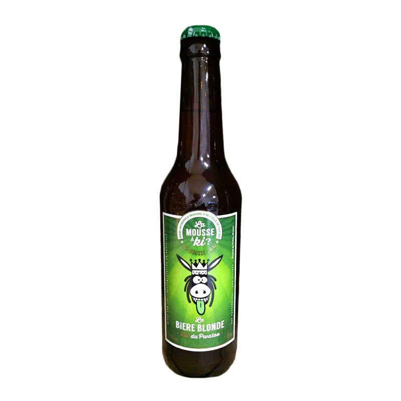 DD DU PWATOO La Mouss a Ki - Bière blonde - Alc. 5,6% vol. -...