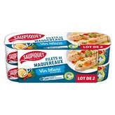 Saupiquet Filets De Maqueraux - Au Vin Blanc Et Aromates - 2