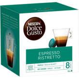 Nescafé Nescafe Dolce Gusto - Ristretto - Café - Dosettes - Intensit... - X