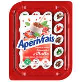 Apérivrais APERIVRAIS Fromages apéritifs - Saveurs d'Italie -Tomate bas... - 100g