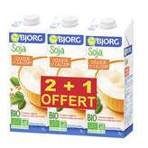 Bjorg soja à boire bio calcium 2x1l