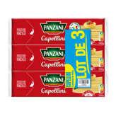 Panzani Capellini - 3x500g