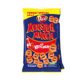 Monster Munch Vico  - Chips - Ketchup - 2x100g