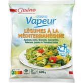 CASINO Cuisson vapeur - Légumes à la méditerranéen