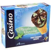 Cônes - Menthe Chocolat