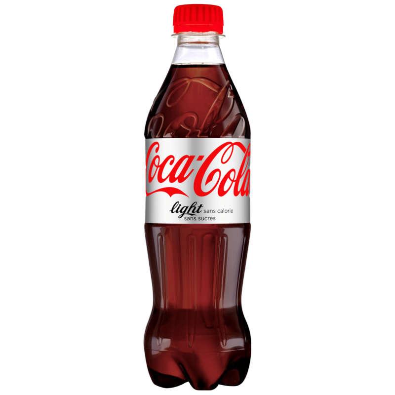 Light - Soda cola - Avec édulcorant