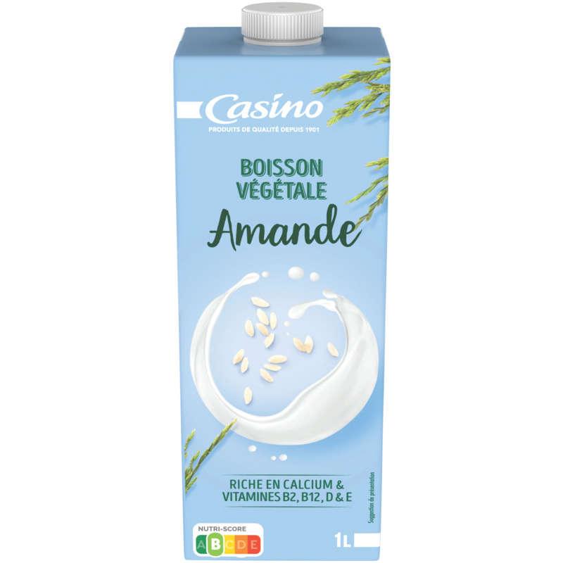 Boisson végétale - Amande