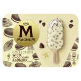 Magnum MAGNUM Glace - Chocolat blanc et cookies - 90ml