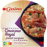 CASINO Couscous royal poulet merguez 300g