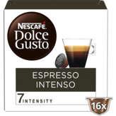 Nescafé NESCAFE Dolce Gusto - Espresso Intenso - 16 Capsules Plastiq... - 112g