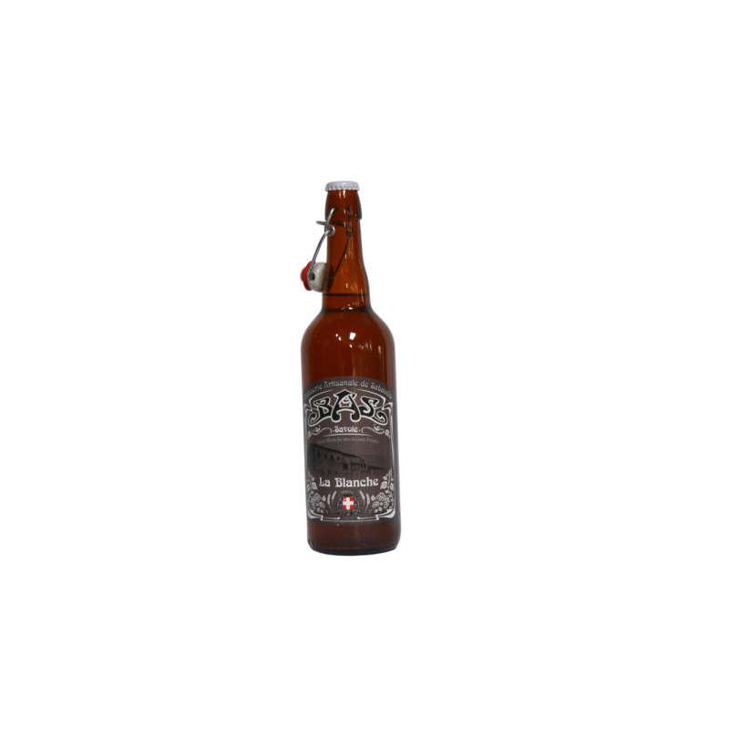 BRASSERIE DE SABAUDIA Bière blanche - Alc. 5% vol. - Produit...