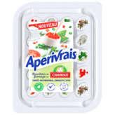 Apérivrais APERIVRAIS Bouchées de fromage au goût frais de chèvre - Pav... - 100g