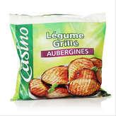 CASINO Aubergines grillées