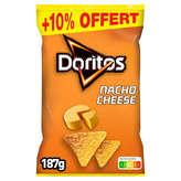 Doritos Goût Nacho Cheese - Chips Nacho Fromage - 187g