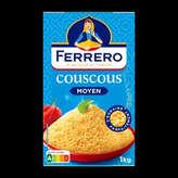 Ferrero Couscous FERRERO Couscous grains moyens - 1kg - 1kg