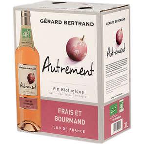 Vin IGP du Pays d'Oc - Vin rosé - Biologique