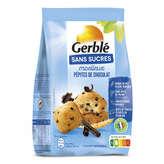 Gerblé GERBLE Moelleux aux pépites de chocolat - Sans sucres - 196g