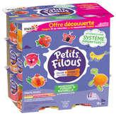 Yoplait Yoplait Petits Filous - Yaourts Aux Fruits Mixés - Panaché D... - X