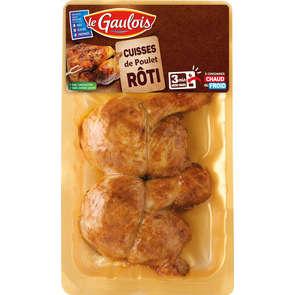 Cuisses de poulet roti - x2