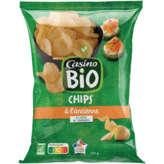 Chips lisse bio 125g