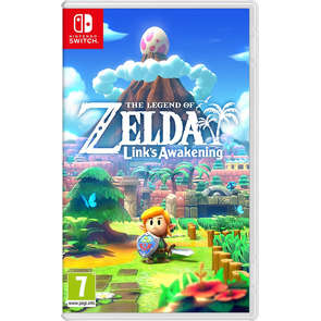 Jeu SWITCH The Legend Of Zelda Link's Awakening