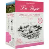 La Payse LA PAYSE Côteaux de Peyriac - la Payse - Vin rosé - BIB 5l