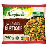 Bonduelle BONDUELLE La Poêlée Rustique - 750g