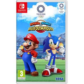 Jeu SWITCH Mario et Sonic aux Jeux Olympiques
