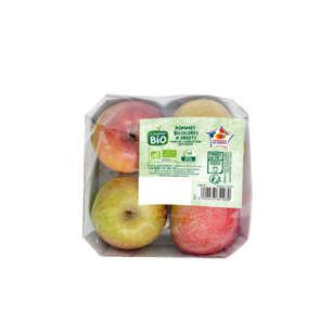 Pommes bicolore - Cat. 2 - Biologique