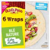 Old El Paso 6 Wraps Extra Moelleux - Blé Nature - 3