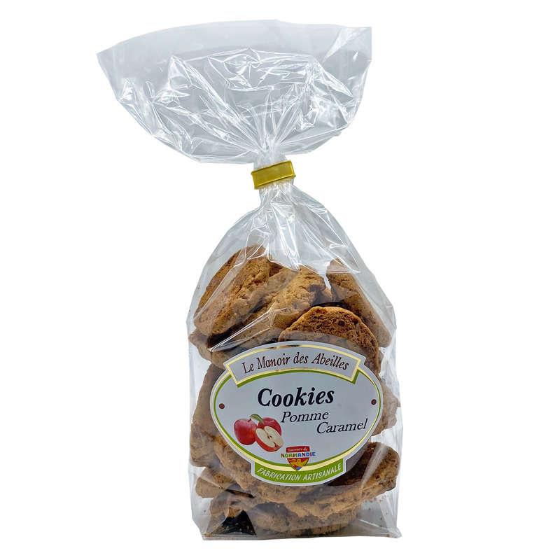 LE MANOIR DES ABEILLES Cookies - Pomme - Caramel - Fabricati...
