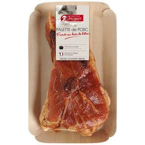 palette de porc fumée