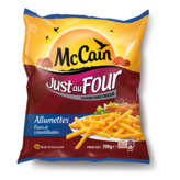 MC CAIN Frites Just Au Four Allumette 700g