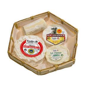 Plateau à deux (4 fromages)