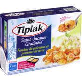 Tipiak Saint-jacques Gratinées - Fondue De Poireaux Et Pomme... - 3